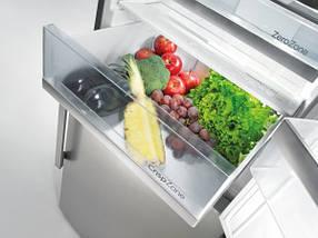 Холодильник GORENJE RK 6201 AX нижняя морозильная камера, фото 3
