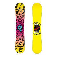 Сноуборд Santa Cruz Screaming Hand Yellow (154)