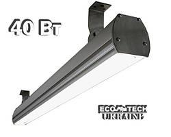 Магистральный светодиодный линейный светильник DVM-40-1000-E