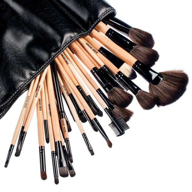 Наборы профессиональных кистей для макияжа
