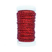 Проволока Бульйонка (красная)