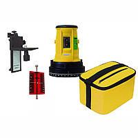 SYSTEM 2 Pro - Автоматический прибор, линейный лазерный нивелир (лазерный уровень)