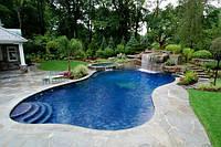 Ландшафтный бассейн на Вашем участке