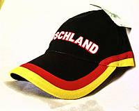 """Кепка """"Deutschland"""" котон, Германия"""