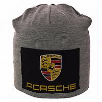 Качественная мужская шапка Porsche