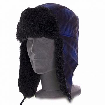 Зимняя шапка ушанка мужская - Интернет-магазин Счастливый Клуб в Киеве