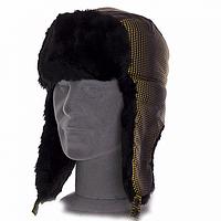 Качественная мужская шапка ушанка