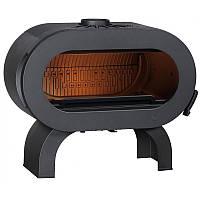 Чугунная печь-камин Invicta Fifty Arche антрацит