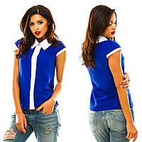 Блуза без рукавов, р. 50,52,54 код 842А, фото 1
