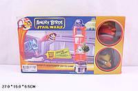 Детская настольная игра Angry Birds-Star Wars 6617, детская рогатка с звуковыми и световыми эффектами