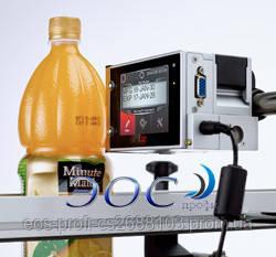 Печать даты на PET-бутылке и пластиковой таре. Anser U2 Pro