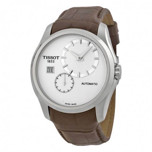 Часы мужские Tissot Couturier Automatic Small Second T035.428.16.031.00