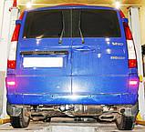 Фаркоп Mercedes-Benz Vito (W639) 2003-, фото 7