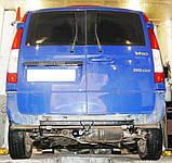 Фаркоп Mercedes-Benz Vito (W639) 2003-, фото 8