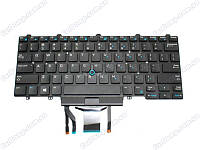 Клавиатура для ноутбука DELL Latitude E5450, E7450