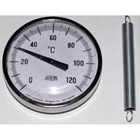 Термометр биметаллический накладной Arthermo AR-TUB 63