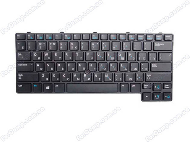 Клавиатура для ноутбука DELL Latitude E6430u, фото 2