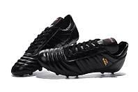 Футбольные бутсы Adidas Copa Mundial FG Black - 1240