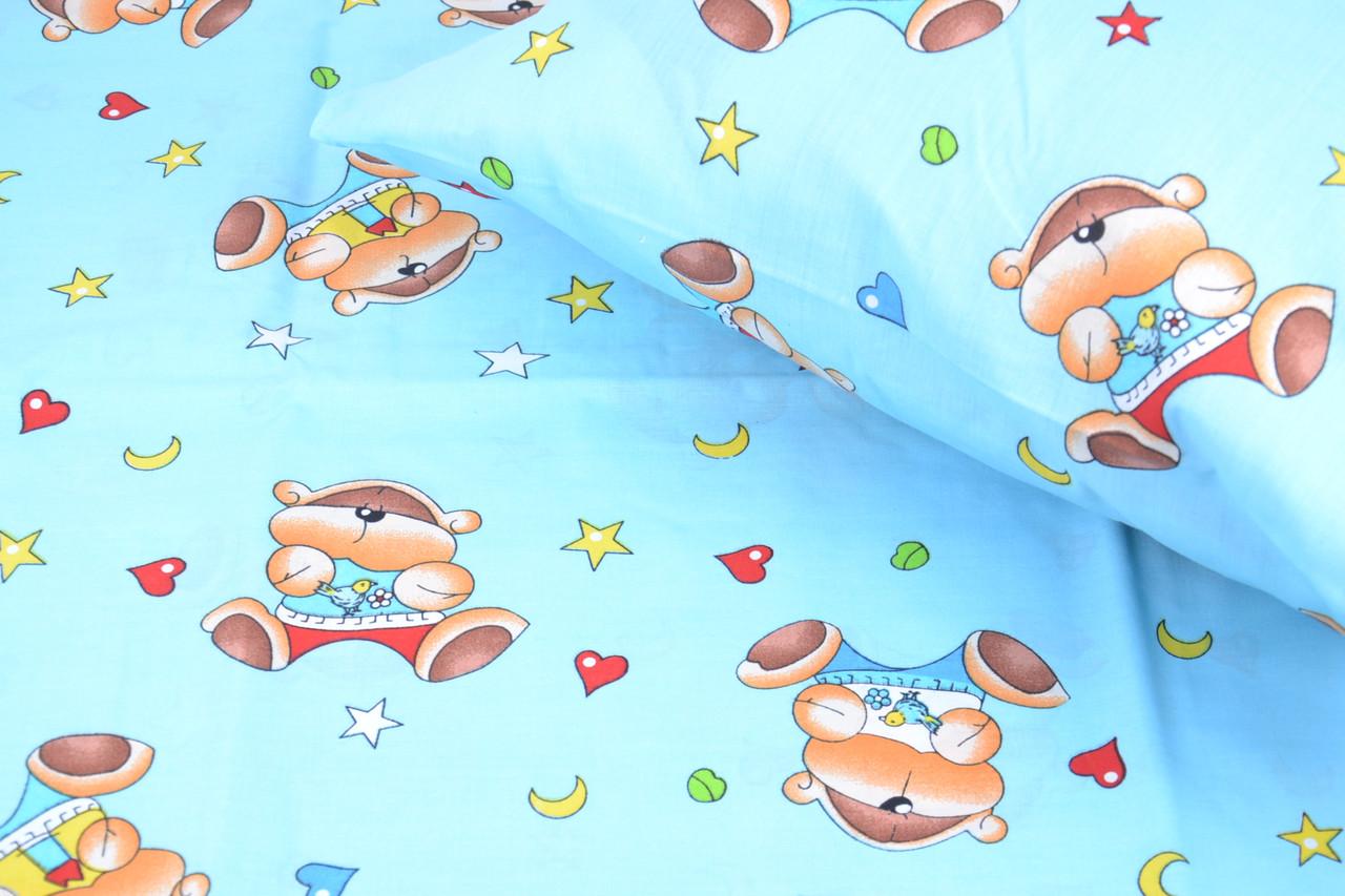 Детское постельное в кроватку   (арт. AN50/02)