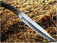 Нож дамасский Клинок ручная работа K1 007
