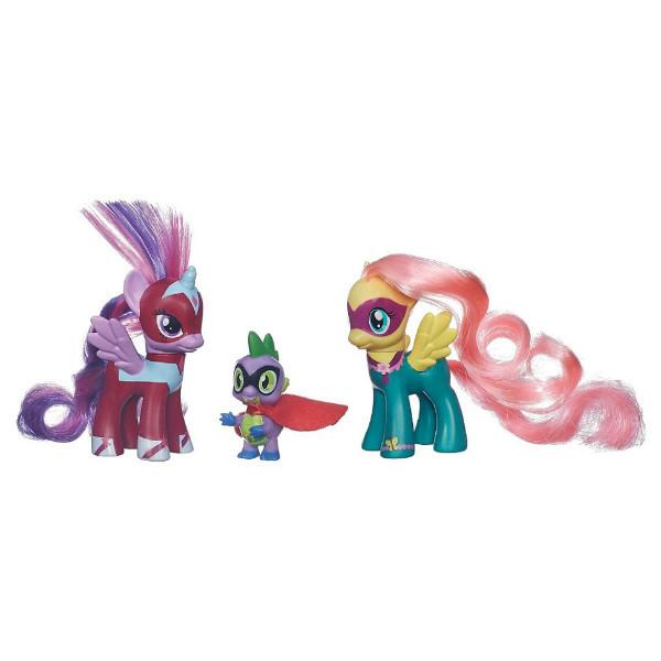 My Little Pony Коллекционный набор Супер-герои Power Ponies