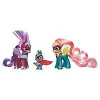 My Little Pony Коллекционный набор Супер-герои Power Ponies, фото 1