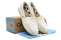 Эспадрильи Toms Classic White - 430