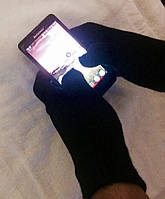 Зимние перчатки для обладателей смартфонов
