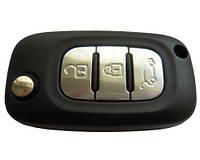 Ключ Renault Master, Kangoo выкидной 433Mhz