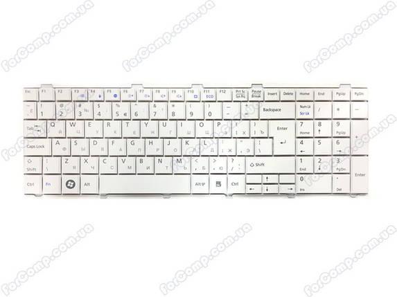 Клавиатура для ноутбука FUJITSU LB A530, A531, AH512, AH530, AH531, NH751, фото 2