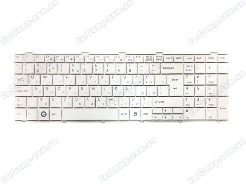 Клавиатура для ноутбука FUJITSU LB A530, A531, AH512, AH530, AH531, NH751