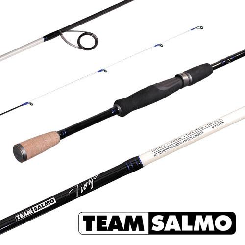 """Вудилище спінінгове Team Salmo TIOGA 3,5-22/2.10(6.8"""")"""