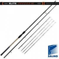Вудилище фідер. Salmo Elite FEEDER 100 /3.95 (3 tips)