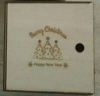 Подарочные коробки из дерева.