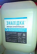 Жидкое мыло антисептическое без запаха и красителей, 10л