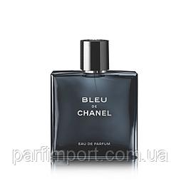CHANEL Bleu de Chanel EDP 100 ml TESTER парфум мужской без крышечки (оригинал подлинник  Франция)