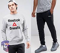 Костюм спортивный мужской Reebok Cross Fit Рибок Кроссфит