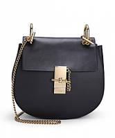 Женская сумка в стиле CHLOE DREW MINI BLACK (2011), фото 1