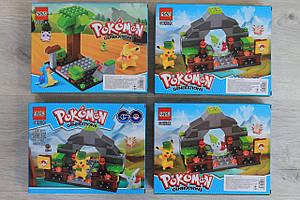 Конструктор Покемон Pokemon Go в коробке 22-17-4,5 см