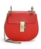 Женская сумка CHLOE DREW MINI RED (2009), фото 1