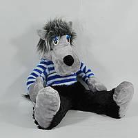 Мягкая игрушка Волк 000678