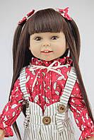 Кукла Кларисса, реборн, 45 см, полностью из винила, в подарочной упаковке
