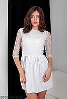 Жіноче плаття Gledis (20869-WHITE)