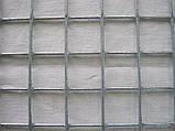 Сетка сварная оцинкованная, Ячейка 60х60 мм. Диаметр 1,8 мм. высота 1.5×10 м., фото 2