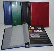 Альбом для марок (кляссер) 32/64 А4 Leuchtturm (Германия)