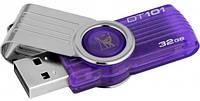 Флеш-драйв KINGSTON DTI 101 G2 32 GB Purple
