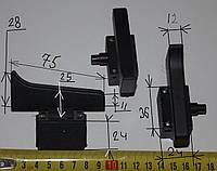 Кнопка на болгарку  УШМ  Stern 230  FA 4-10 / 2 B