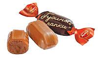 Шоколадная конфета Гусиные лапки Рот Фронт с начинкой