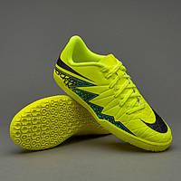 Детская футбольная обувь (футзалки) Nike Hypervenom Phelon II IC JR, фото 1