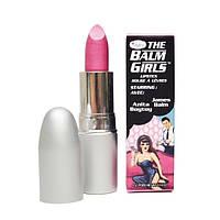 The Balm Girls Lipsticks Anita Boytoy-Cool Pink Frost - Помада для губ, 4 г